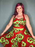 Just One Bite | Pin-Up Style Dress