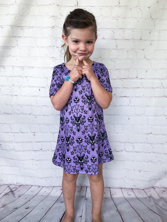 Haunted Mansion | Kids Dress