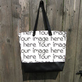 Custom Order Vinyl Tote Bag