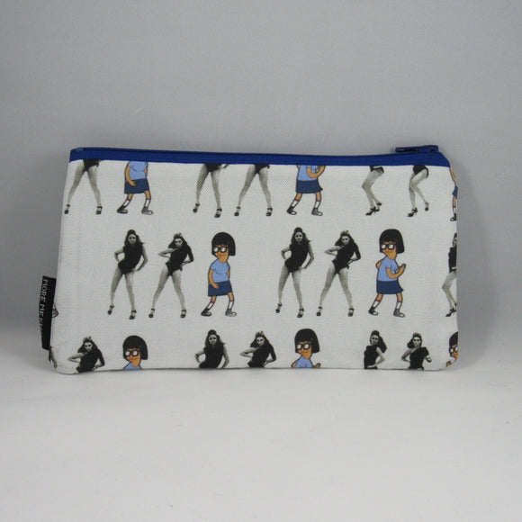 Single Ladies Zipper Pouch