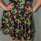 Painted Pascal | Skater Dress