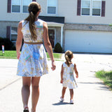 Homage to the S.H. - Kids Sleeveless Dress