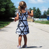 Deathly Hallows - Kids Sleeveless Dress