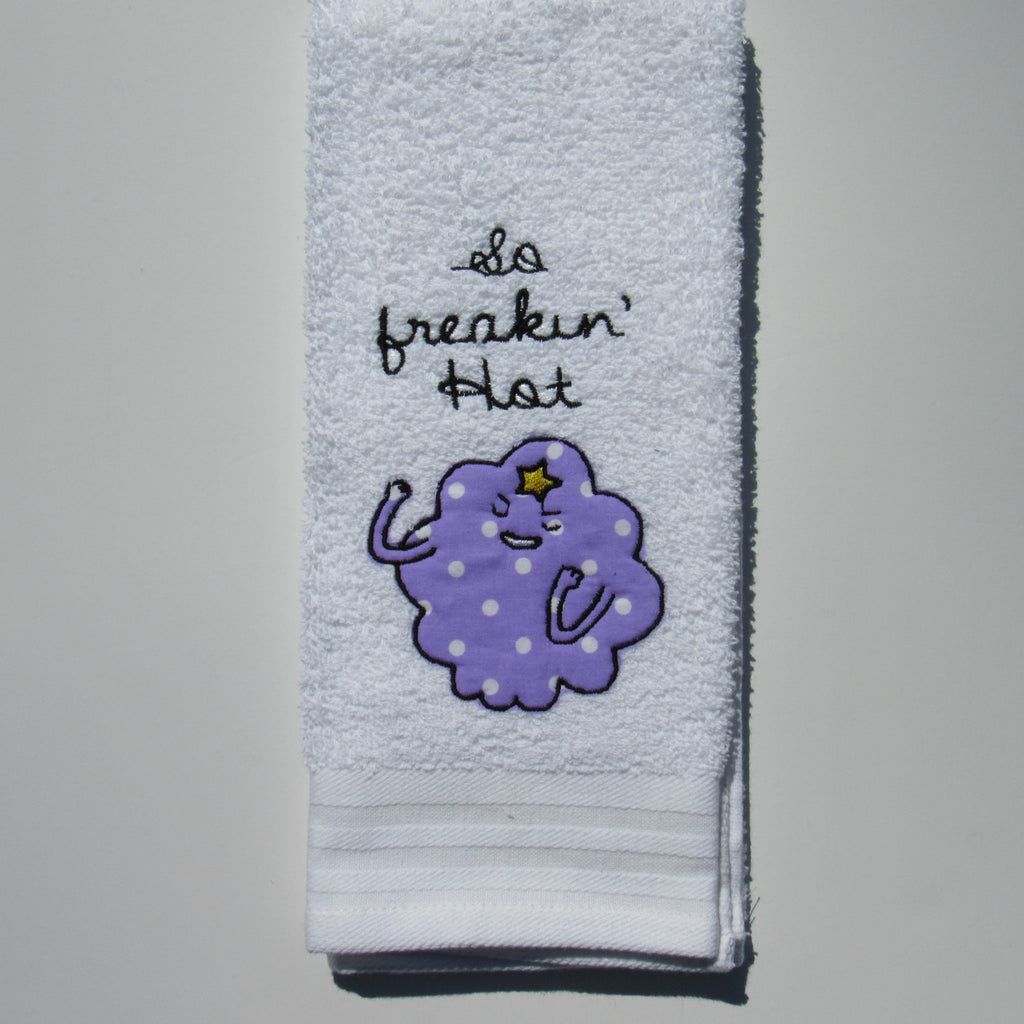 So Freakin' Hot Decorative Hand Towel