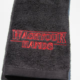 Stranger Hands Decorative Hand Towel