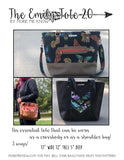 The Emily Tote Bag 2.0 - PDF Download ONLY Sewing Pattern