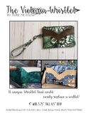 The Victoria Wristlet - PDF Download ONLY Sewing Pattern