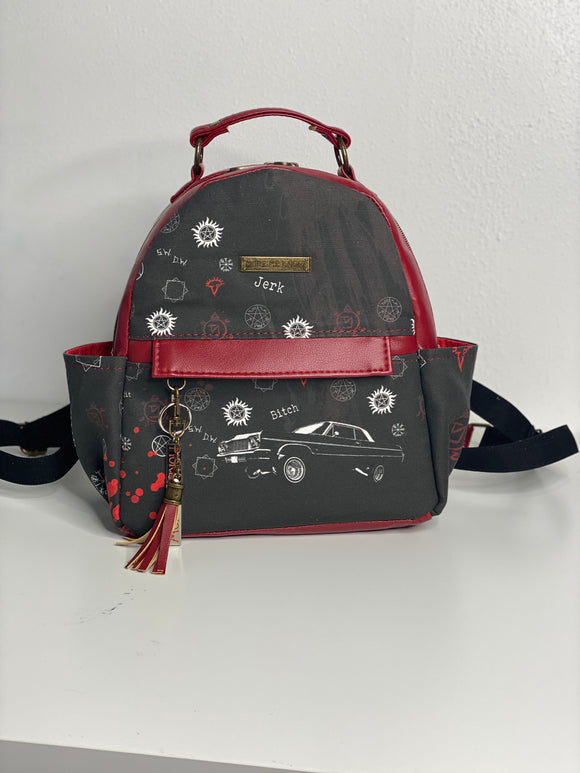 Supernatural Baby | Mini Backpack