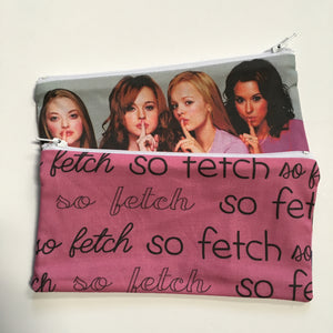 That's So Fetch Inspired | Zipper Pouch