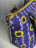 Sunflower TARDIS | Medium Handbag