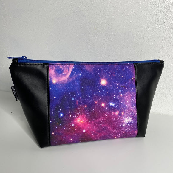 Galaxy Black | Toiletry Bag