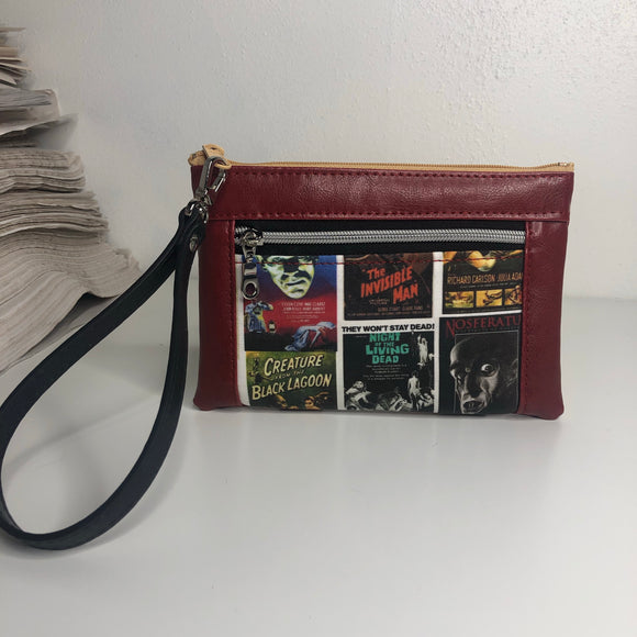 Monster Madness | Wristlet