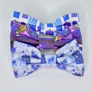 TARDIS Pack A | Bow Bundle