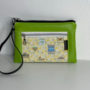Gilmore Girls Green | Wristlet