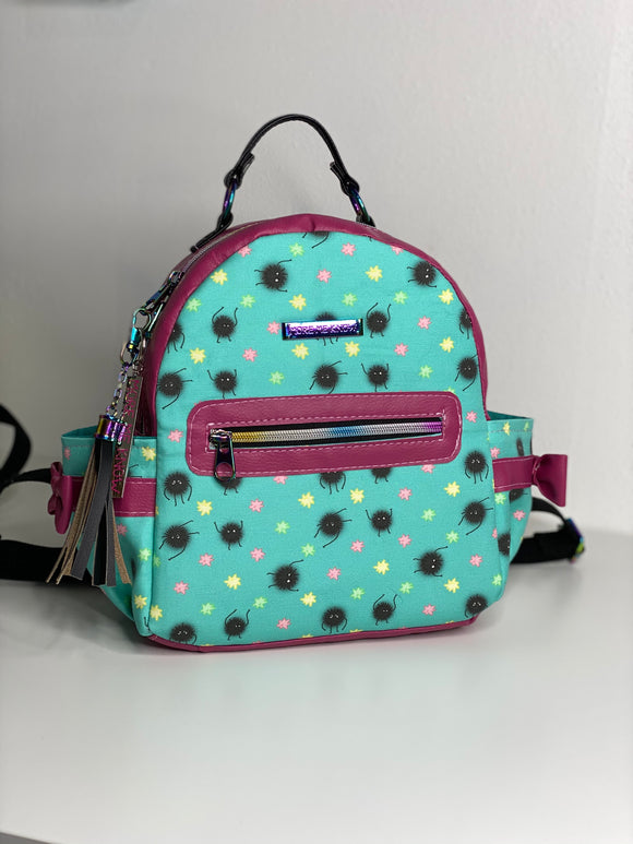 Soot & Stars | Mini Backpack with Bows