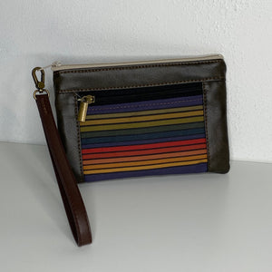 13th Doctor Brown | Wristlet