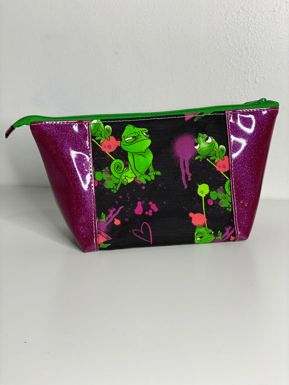 Pascal Purple | Toiletry Bag
