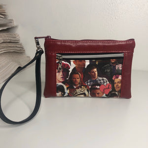 Hello Boys Supernatural | Wristlet