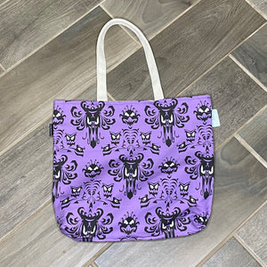 Haunted Mansion | Canvas Tote Bag