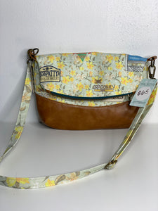 Gilmore Girls | Fold Over Cross Body Purse