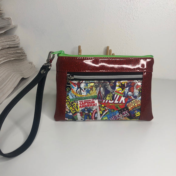 Comic Books | Wristlet
