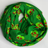 Poison Apple | Infinity Scarf