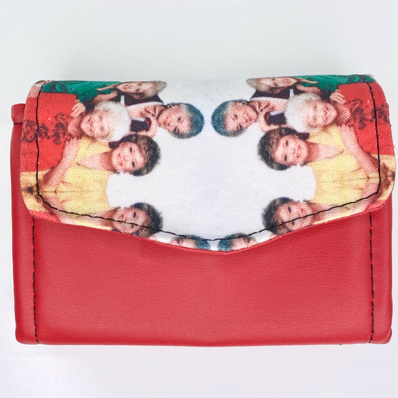 Golden Girls | Mini Wallet