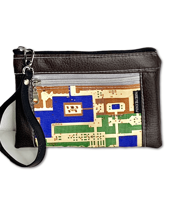 Zelda Brown | Wristlet