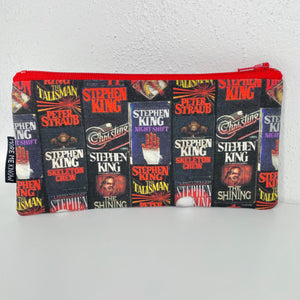 King Of Books | Zipper Pouch