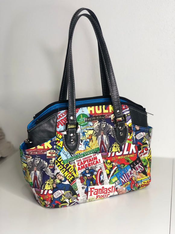 Comic Book - Annette Handbag