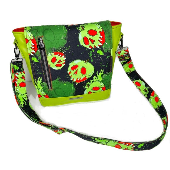 Poison Apple | Mighty Messenger Bag