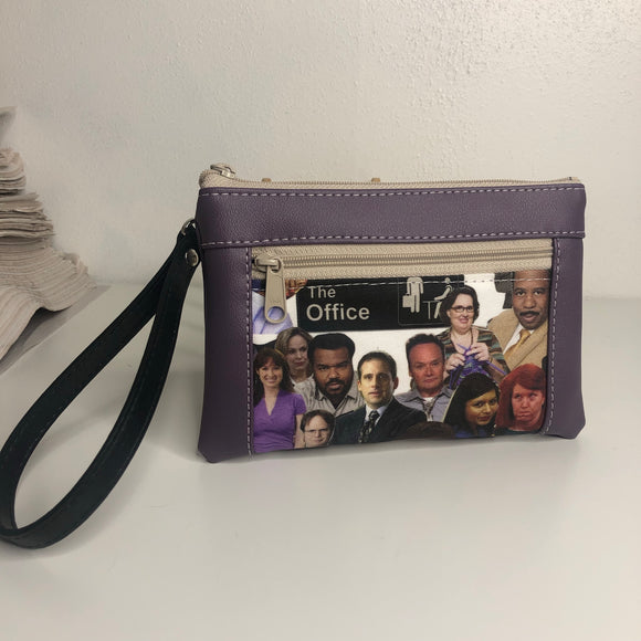 The Office | Wristlet