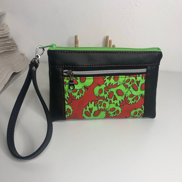 Just One Bite | Wristlet