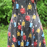 Star Trek Inspired Skater Dress