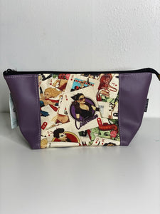 Bombshell in Purple | Toiletry Bag