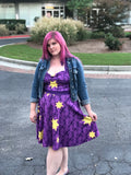 Tangled in Paisley | Pin-Up Style Dress