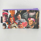 Supernatural Hello Boys | Zipper Pouch