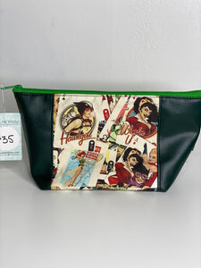 Bombshell in Green | Toiletry Bag