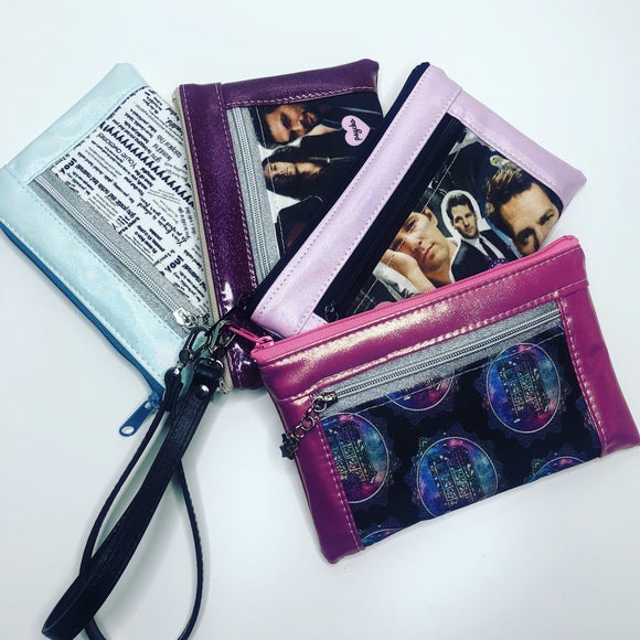 Any Existing Print | Wristlet