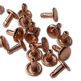 9 MM Double Cap Rivets - Pack of 15