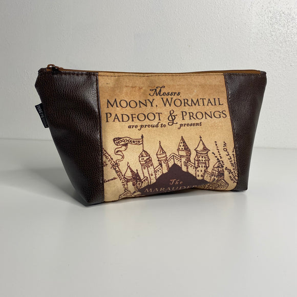 Marauders Map | Toiletry Bag