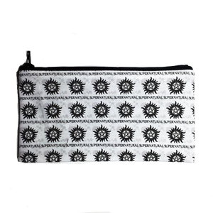 Supernatural Inspired | Zipper Pouch