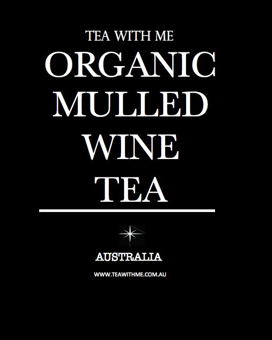 Mulled Wine Tea - Tea with me  - 2