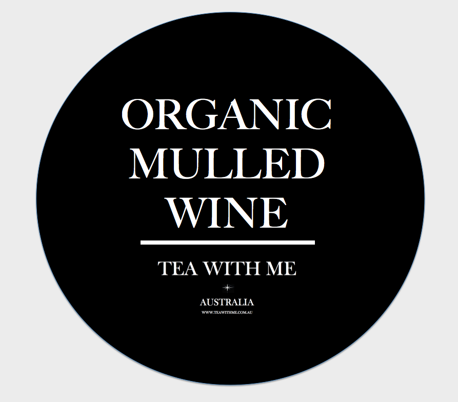 Mulled Wine Tea - Tea with me  - 1