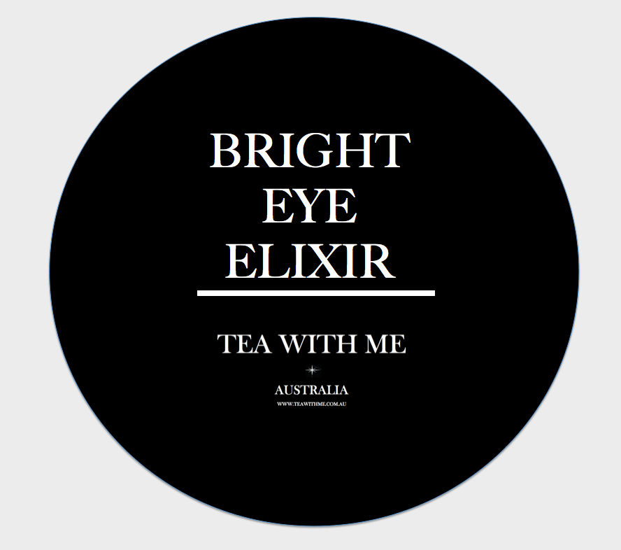 Bright Eye Elixir Tea - Tea with me  - 1