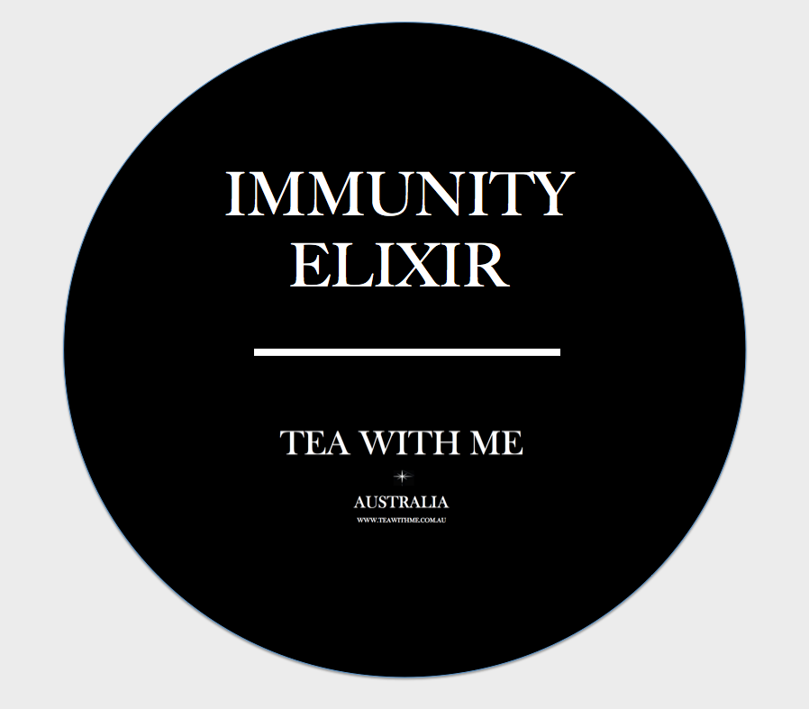 Immunity Elixir - Tea with me  - 1