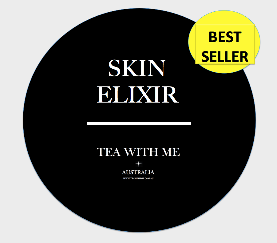 Natural Acne Treatment Skin Elixir Tea 85g - Tea with me  - 1