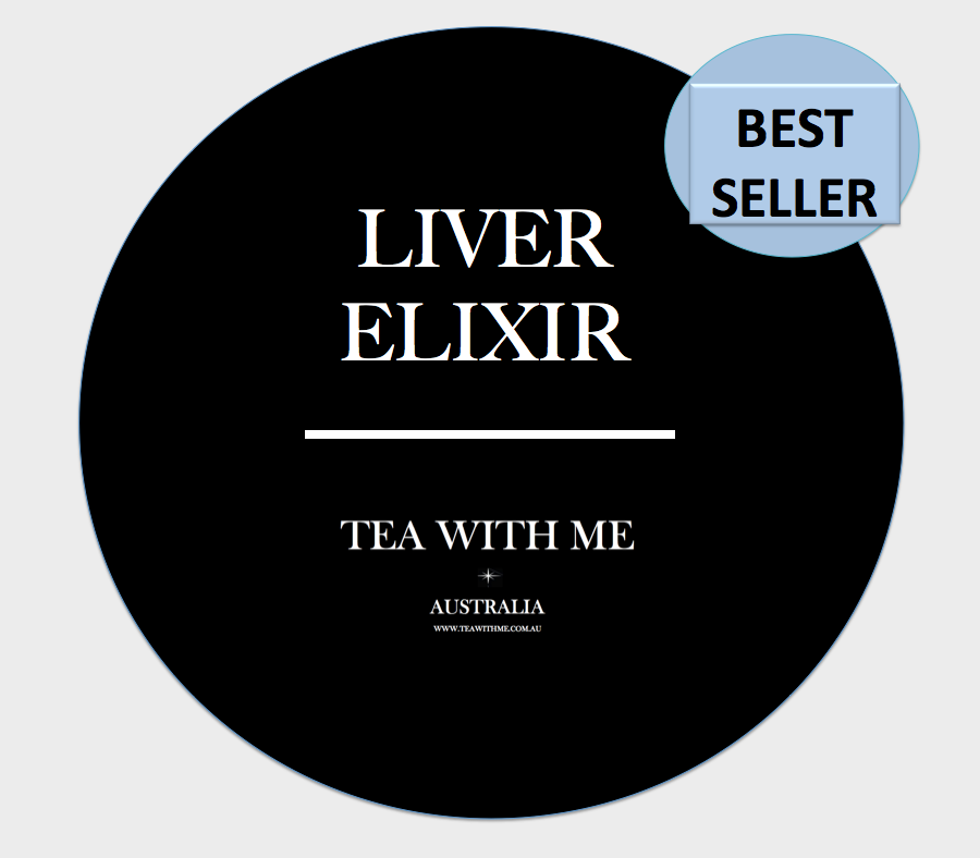 Liver Elixir Tea - Tea with me  - 1