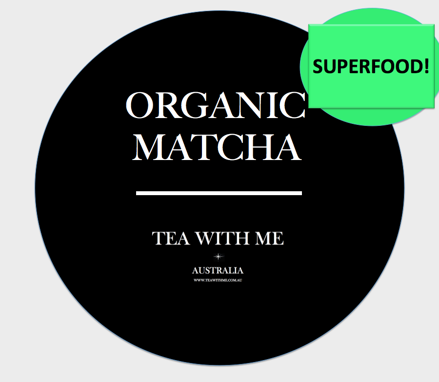 ORGANIC MATCHA GREEN TEA - Tea with me  - 1