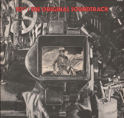 10cc ‎– The Original Soundtrack